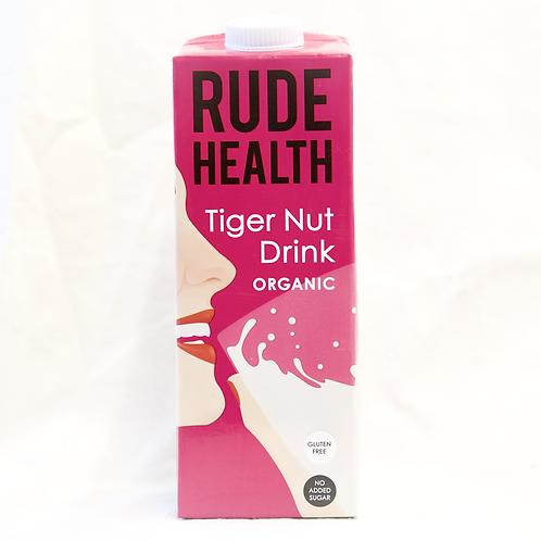 Tiger Nut Drink  Rude Health  1ltr