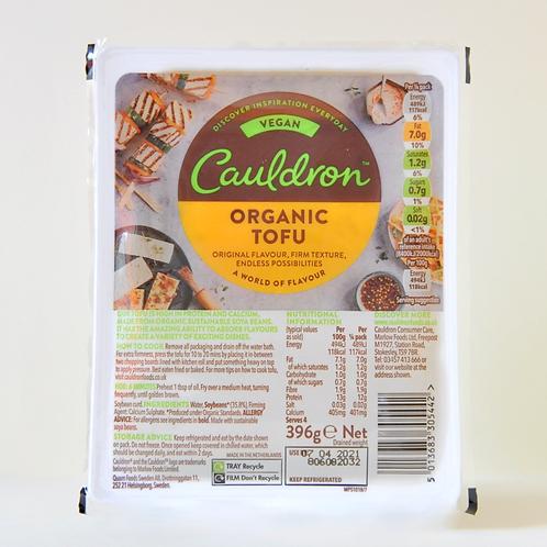 Cauldron Organic Tofu 396g