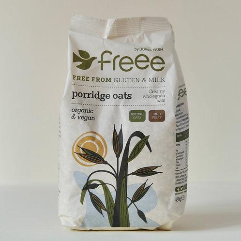 Porridge Oats Freee 430g
