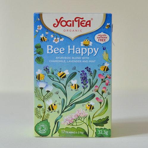 Bee Happy Tea Yogi Teas