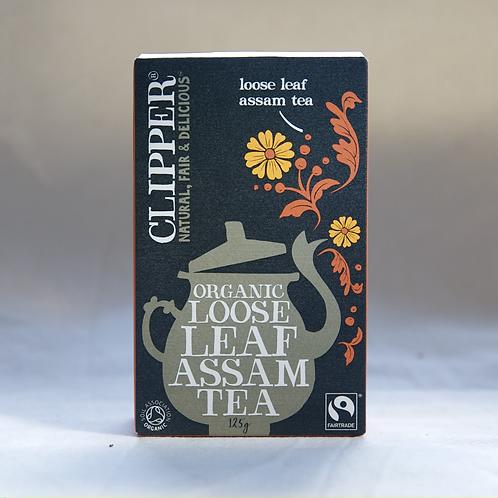 Assam Tea, Loose Leaf, Clipper 125g