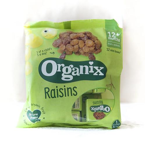 Organic Mini Boxes Raisins