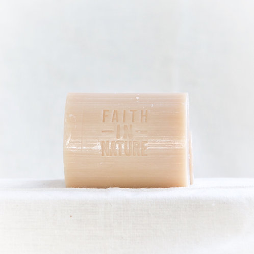 Faith in Nature Soap Coconut (unwrapped)