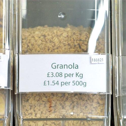 Granola , loose - per kilo