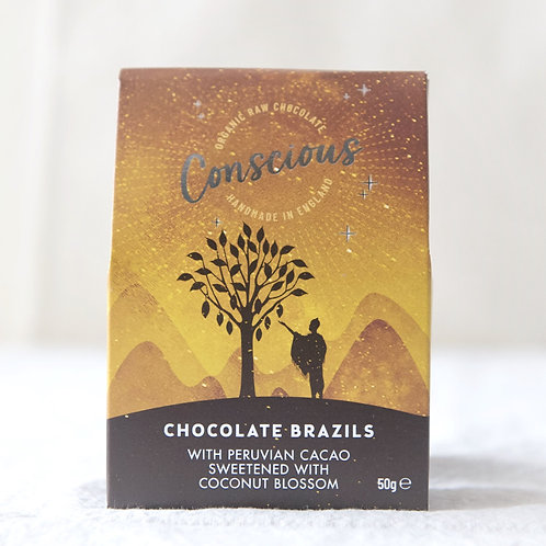 Conscious Chocolate Brazils