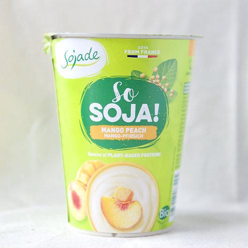 So Soja Mango Peach 400g