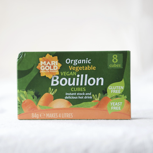 Marigold Organic Vegetable Bouillon 8 Cubes