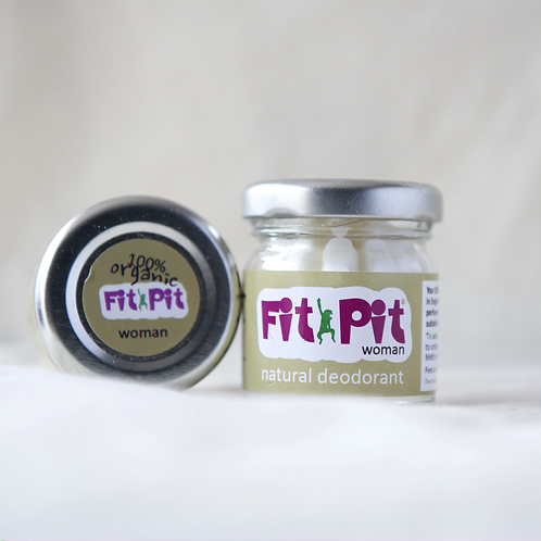 Fit Pit Woman Natural Deodorant (small)