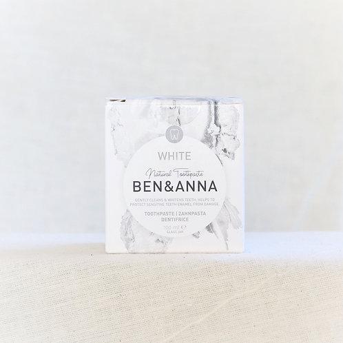 Ben & Anna Natural Toothpaste 100ml