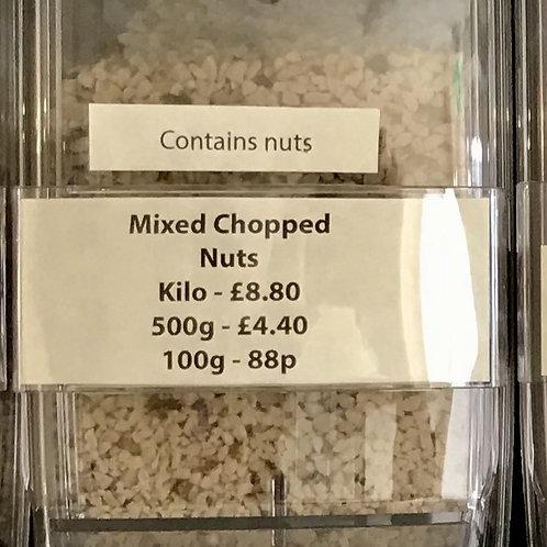 Mixed Nuts per kilo