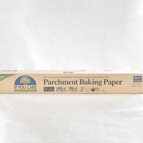 Unbleached Parchment Baking Paper Rolls