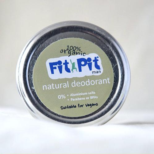 Fit Pit Man Natural Deodorant (Large)