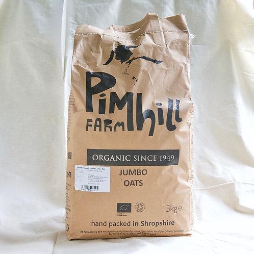 Pimhill Farm Jumbo Oats 5kg