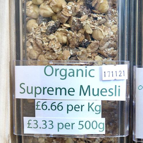 Supreme Muesli loose - per kilo