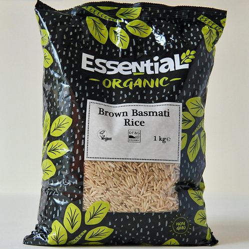 Brown Basmati Rice 1kg