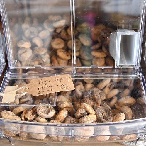 Organic Dried Figs 100g