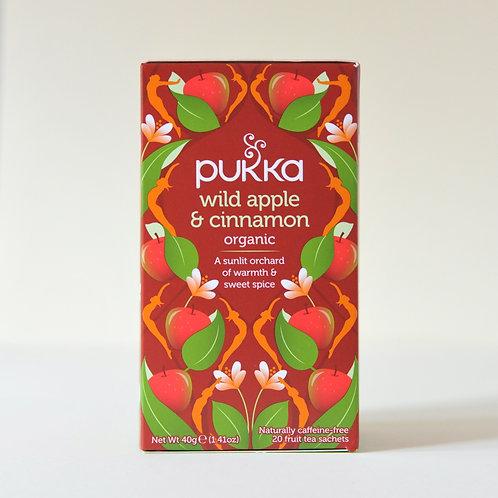 Pukka Apple Cinnamon and Ginger  Tea (20)