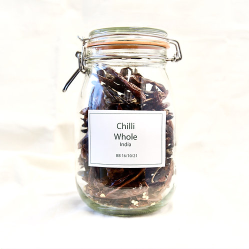 Chilli Whole 25g