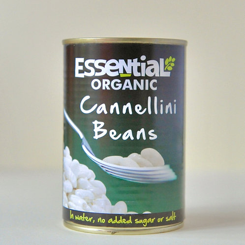 Cannellini Beans Essential 400g