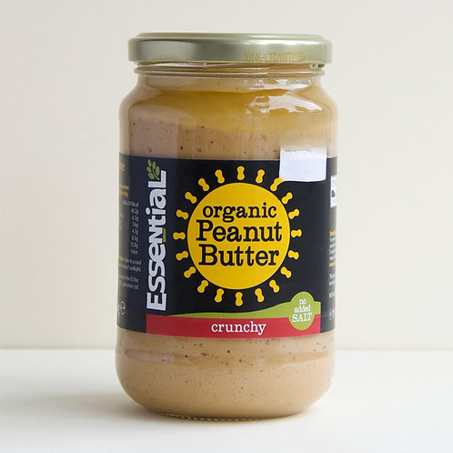 Peanut Butter, Essential Organic 350g