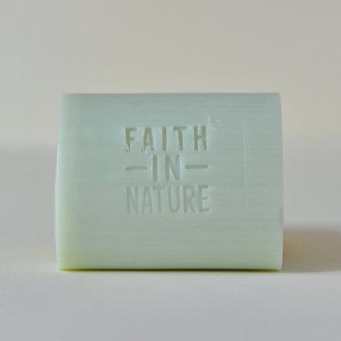 Faith in Nature Aloe Vera soap bar