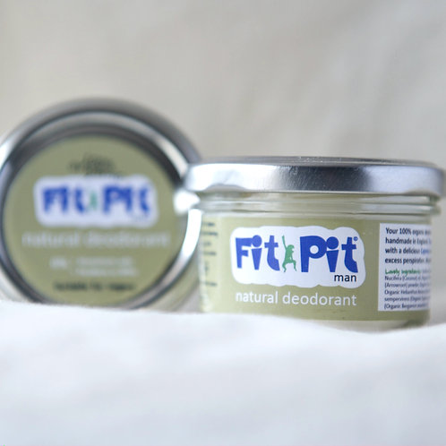 Fit Pit Man Natural Deodorant small