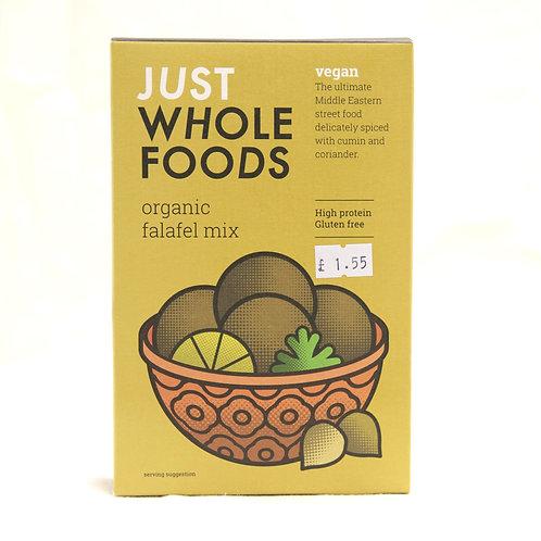 Falafel Mix  Just Whole Foods