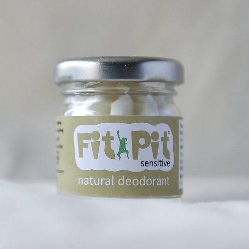 Fit Pit  Sensitive Natural  Deodorant small