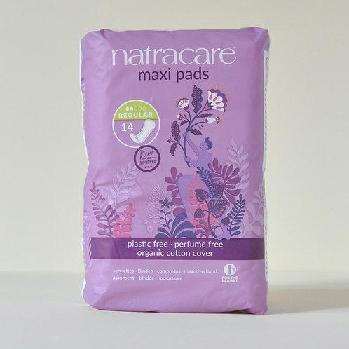 Regular Natural Pads Natracare  (16)