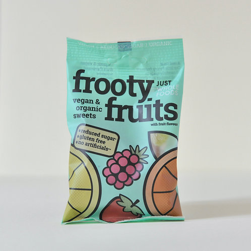 Frooty Froots Just Wholefoods  70g