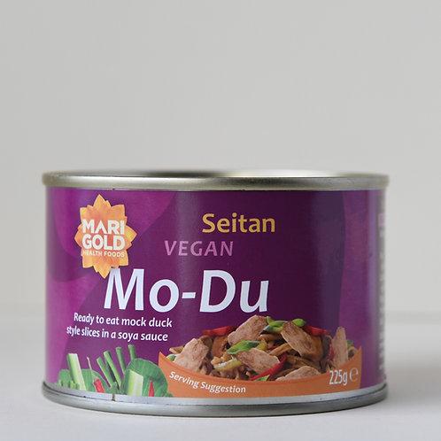 """Marigold  Seitan Mo-Du """"mock duck""""  225g"""