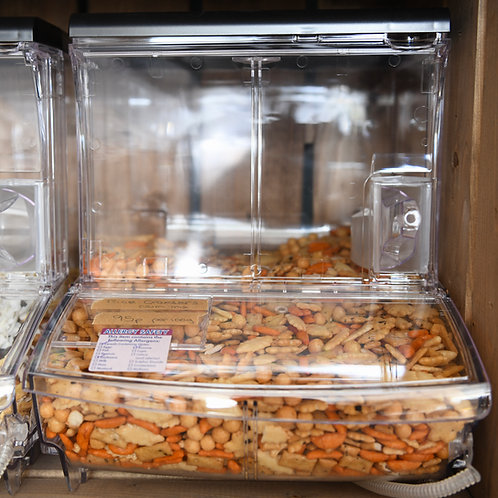 Rice Crackers per 100g