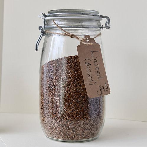 Brown Linseed 100g