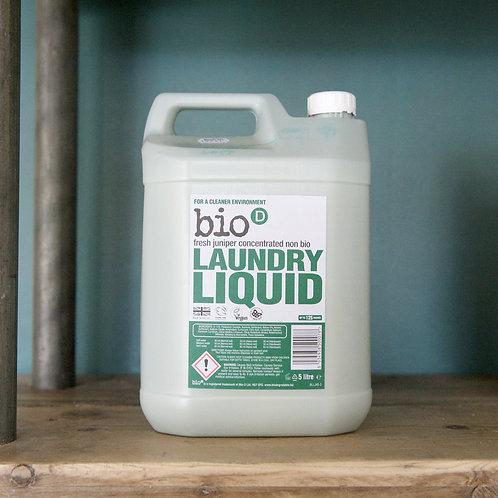 Bio D Laundry Liquid Juniper concentrate