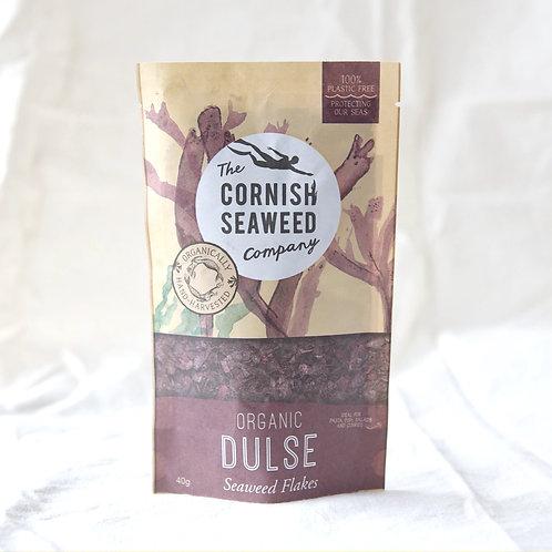 Cornish Seaweed Organic Dulse Seaweed Flakes