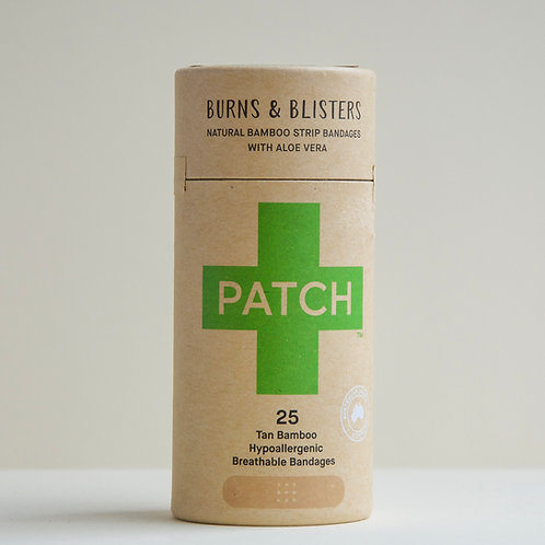 Patch Hypoallergenic Breathable Plasters (tan) 25