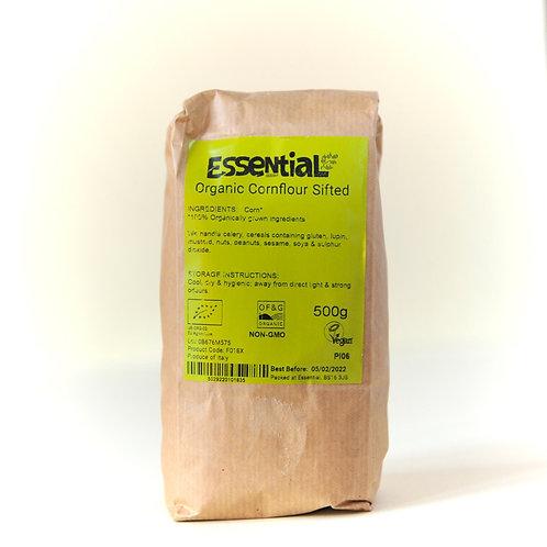 Cornflour Organic, Sifted 500g