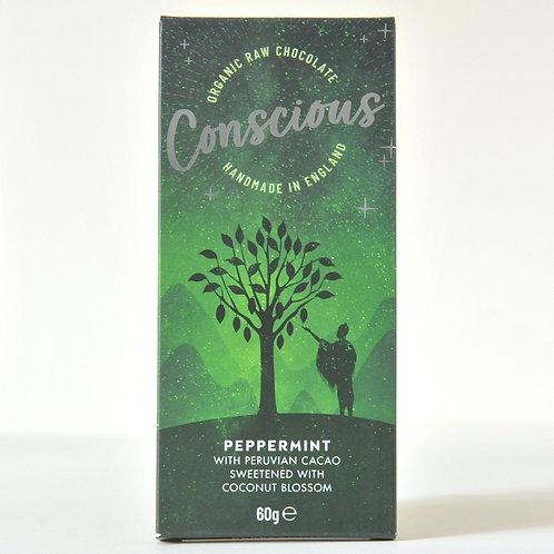 Conscious Chocolate Peppermint 60g