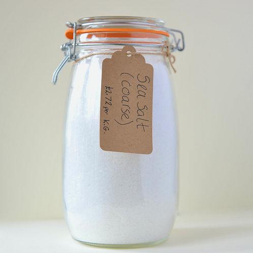Sea Salt (course) per 100g
