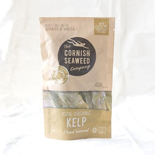 Cornish Seaweed Organic Kelp dried seaweed