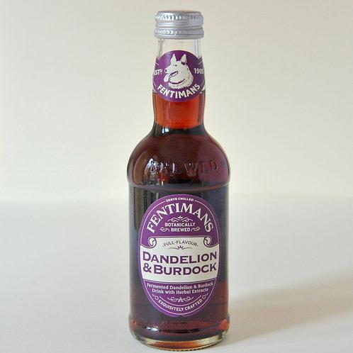 Dandelion and Burdock Fentimans 275ml