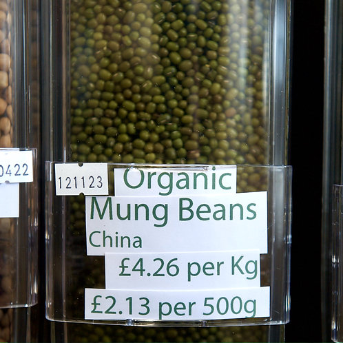 Mung Beans loose - per kilo