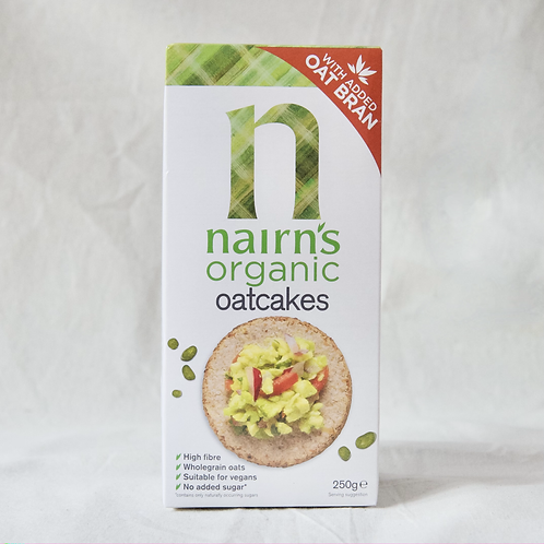 Oat Cakes Nairn's Organic 250g