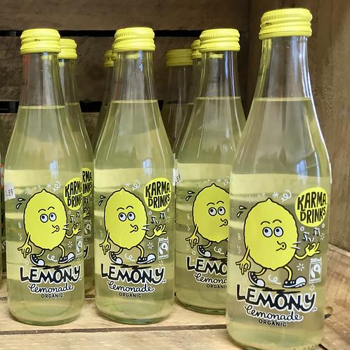 Lemony Lemonade Karma Drinks 300ml