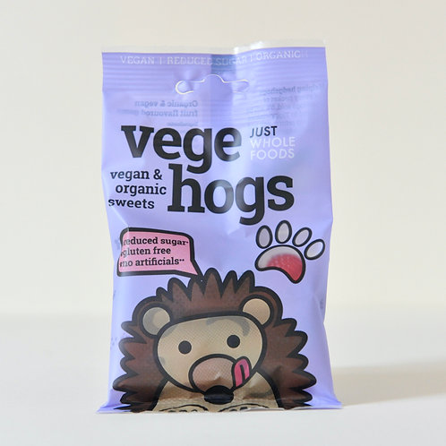Vege Hogs Just Whoefoods 70g