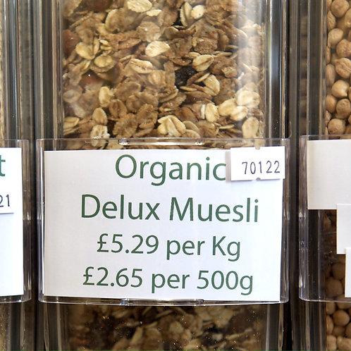 Delux Muesli loose - per kilo