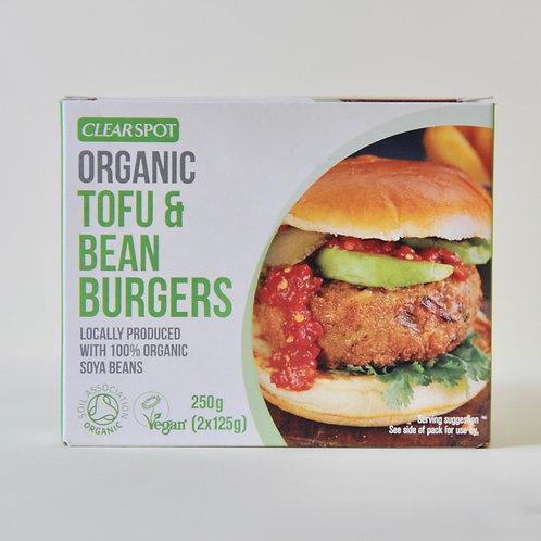 Tofu Bean Burger 250g