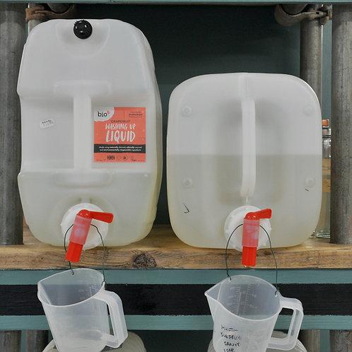 Bio D Pink Grapefruit Washing Up Liquid refill per litre