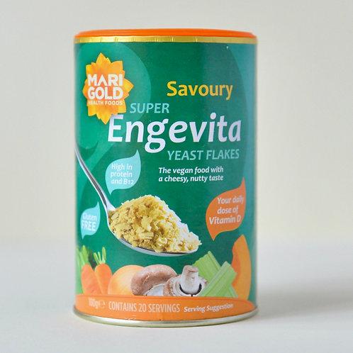 Engevita Super Engevita Yeast Flakes (VitaminD + B12) Marigold Savoury Flavour