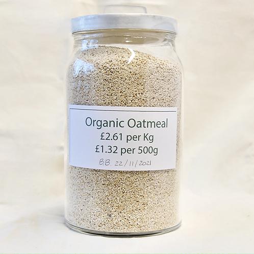 Oatmeal loose - per kilo